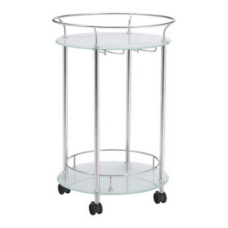 BC00013 Stainless steel bar cart