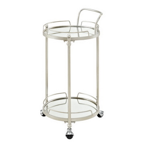 BC00015 Stainless steel bar cart