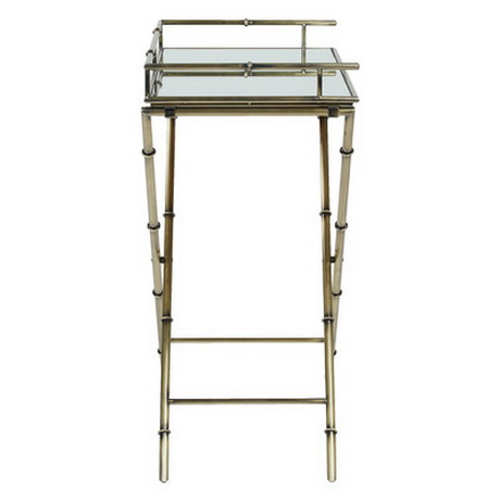 BC00020 Stainless steel bar cart