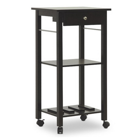 BC00023 Stainless steel bar cart