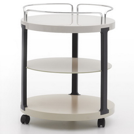 BC00044 Stainless hotel service trolley