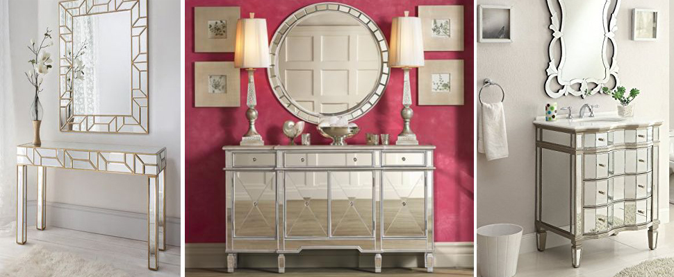 Best &Mirrored Furniture