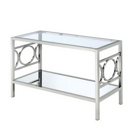 CT00010 Metal coffee table to iron leroy marline