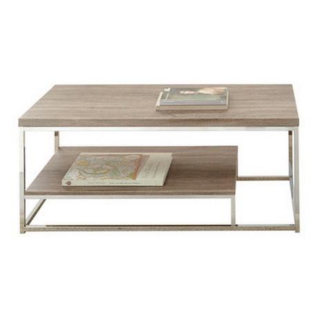 CT00209 tempered glass modern stainless steel coffee table