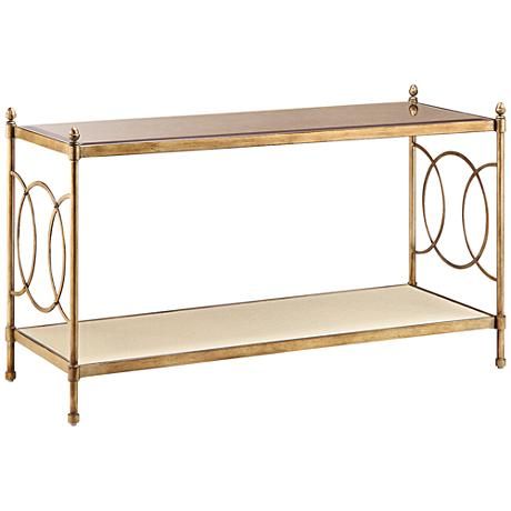 COT00126 antique console table
