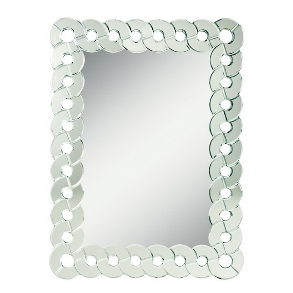 83110 Decorative venetian wall mirror for hotels decoration