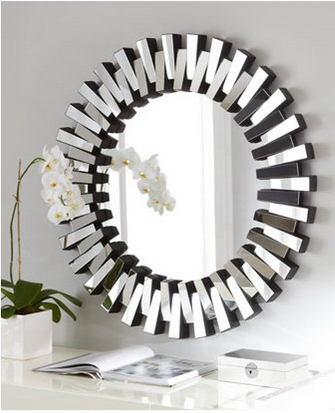 83113 Decorative venetian wall mirror for hotels decoration