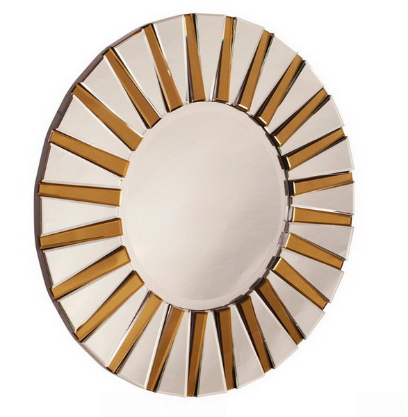83141 Decorative venetian wall mirror for hotels decoration