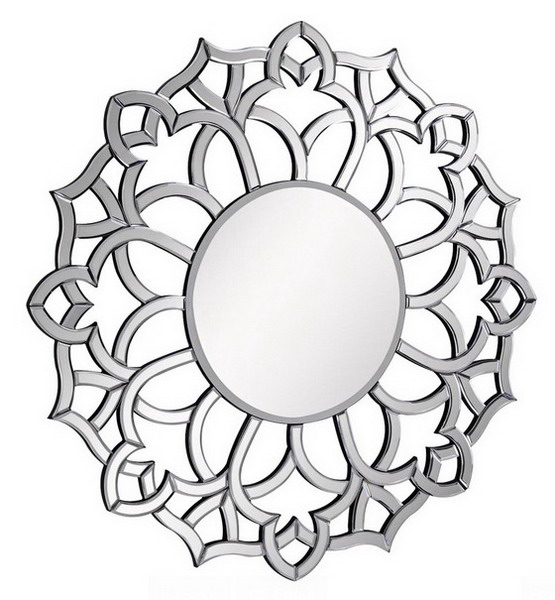 83164 Decorative venetian wall mirror for hotels decoration
