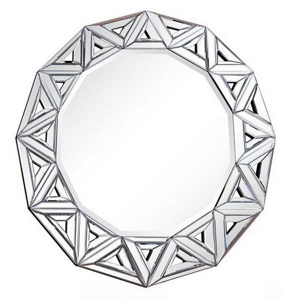 83175 Decorative venetian wall mirror for hotels decoration