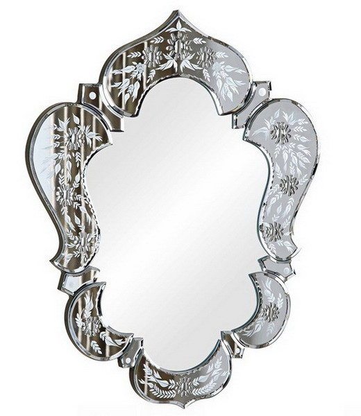 83211 Decorative venetian wall mirror for hotels decoration