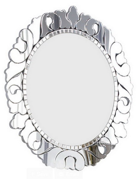 83275 Decorative venetian wall mirror for hotels decoration