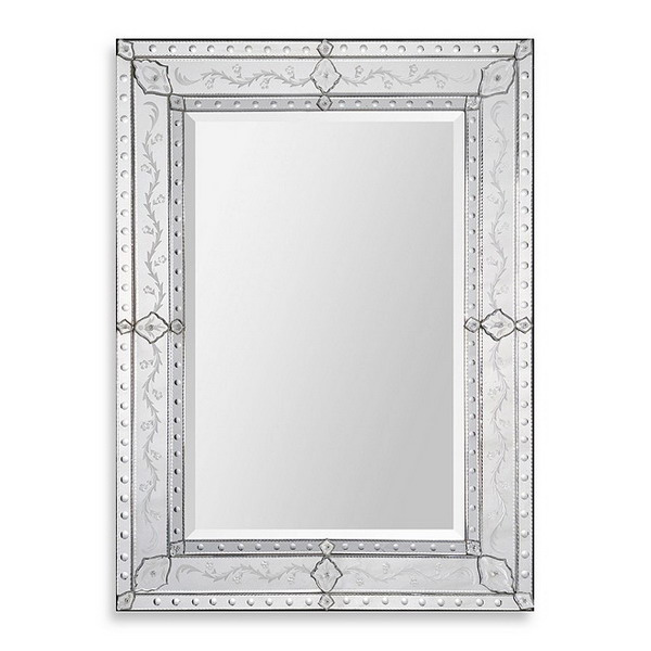 83309 Decorative venetian wall mirror for hotels decoration
