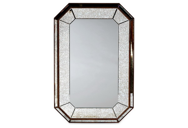 83354 Decorative venetian wall mirror for hotels decoration