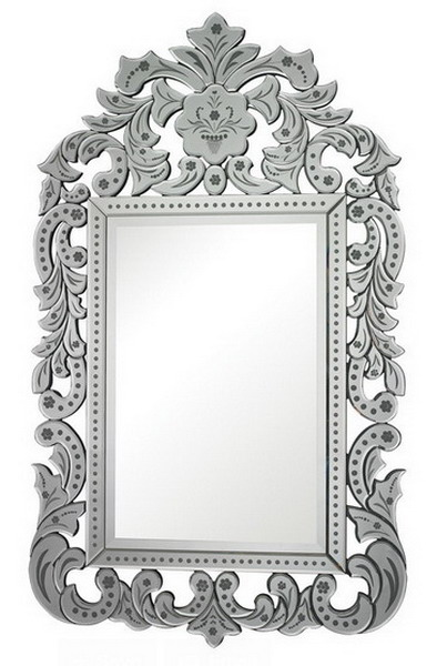 83368 Decorative venetian wall mirror for hotels decoration
