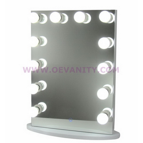 640002 DIAMOND HOLLYWOOD MAKEUP MIRROR