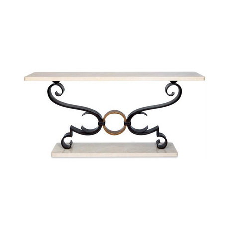 HFC00051 Hotel metal console table