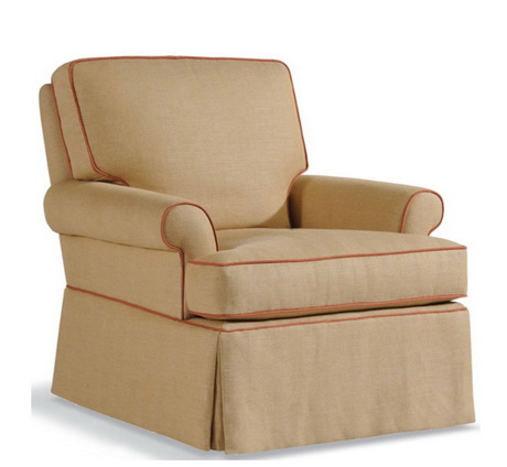 HFL00031 Hotel wooden lounge chair