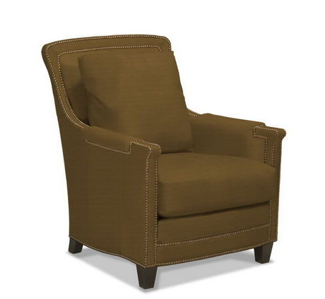 HFL00047 Hotel wooden lounge chair