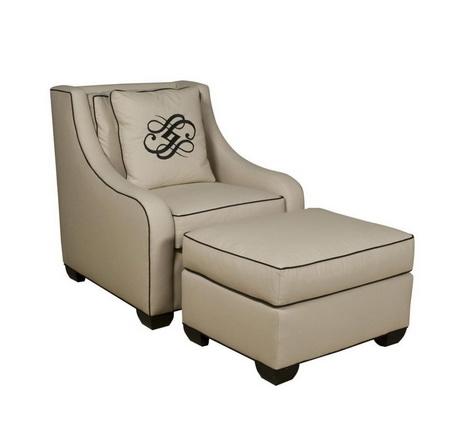 HFL00055 Hotel wooden lounge chair