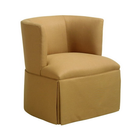 HFL00262 Upholstered butten tufted lounge chair, leisure chair o