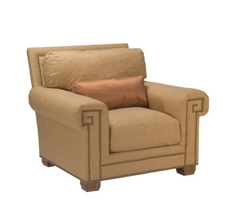 HFL00263 Upholstered butten tufted lounge chair, leisure chair o