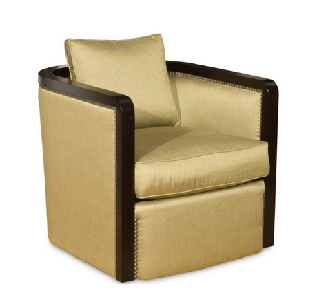 HFL00322 Upholstered Cheap tufted lounge chair