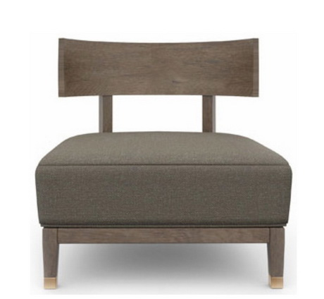 HFL00395 Best selling tufted seat back accent chair for sale