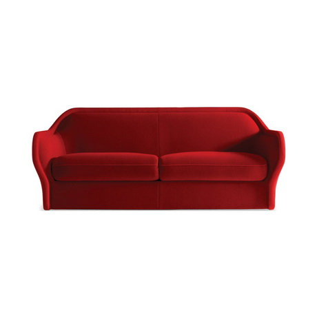 HS00005 Hotel leather sofa