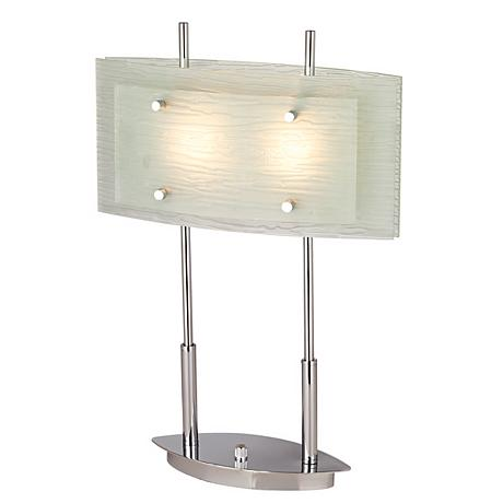 6620552 table lamp for guest rooms with USB charger