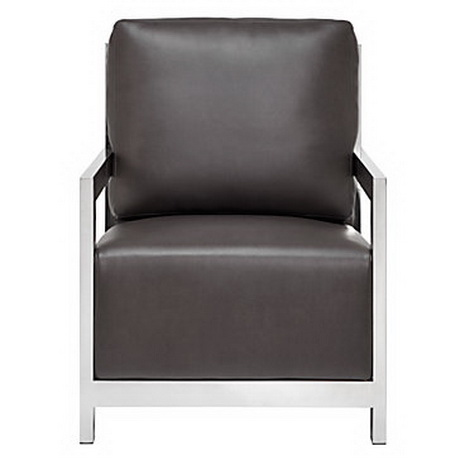 AC00007 New designs leather Lounge Chair