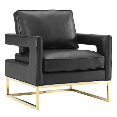 AC00061 New designs leather Lounge Chair