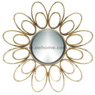 8305B Elgant high quality starburst mirror for home decoration