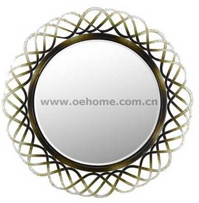 8308 Elgant high quality starburst mirror for home decoration