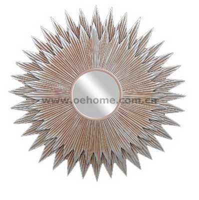 8321 Elgant high quality starburst mirror for home decoration