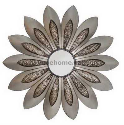 8322 Elgant high quality starburst mirror for home decoration
