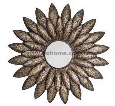 8323 Elgant high quality starburst mirror for home decoration
