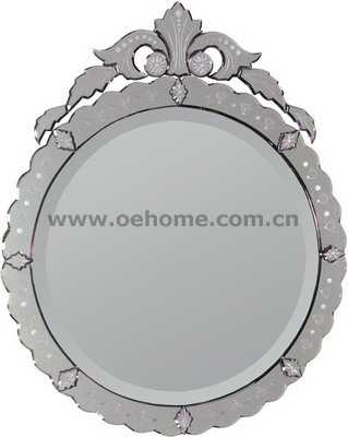 8481 Metal decorative wall mirrors for Hosipitality
