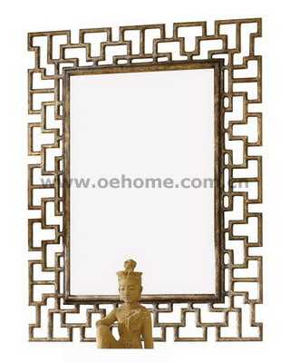 85018 Decorative wall mirrors for hotel and hosipitality
