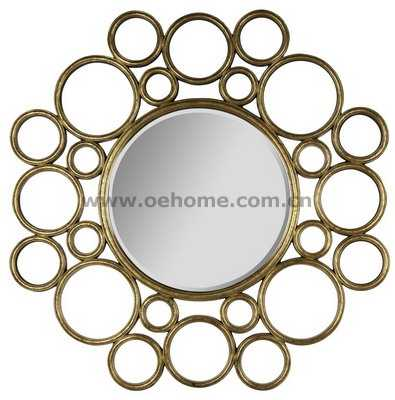 8597 Decorative vantity wall mirrors