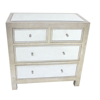610463 wooden cabinet with drawer chest