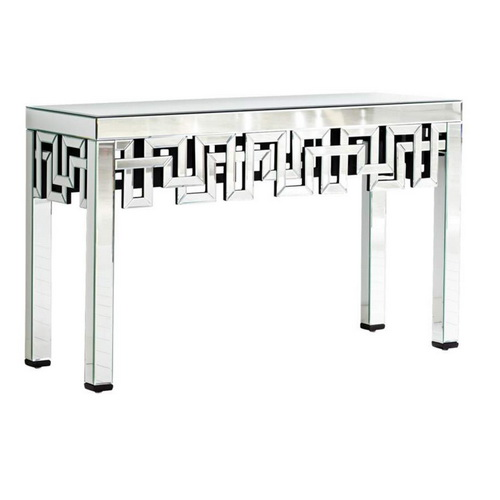 630010 console mirrored table modern