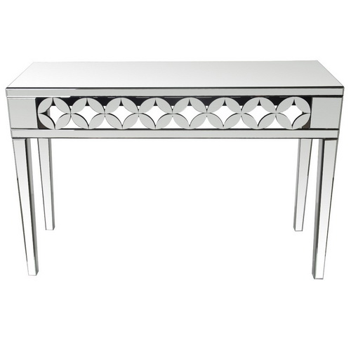 630017 console mirrored table modern