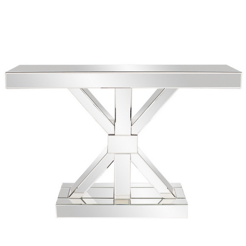 630021 baroque console mirrored table
