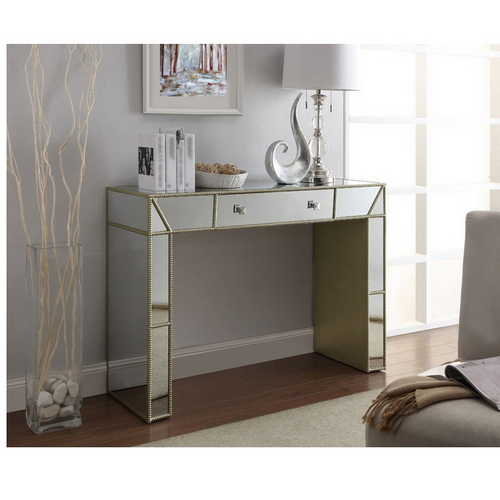 630064 hobby lobby mirrored console table