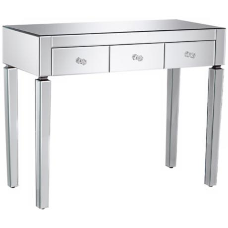 630103 console table with mirror