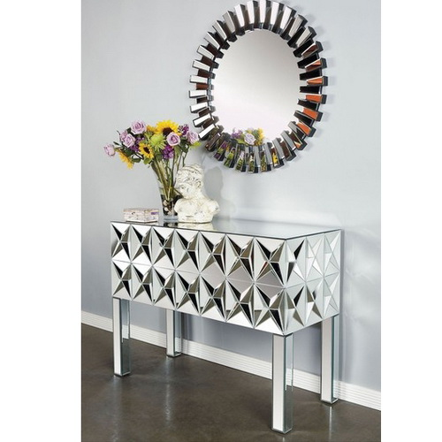 630109 console table with mirror