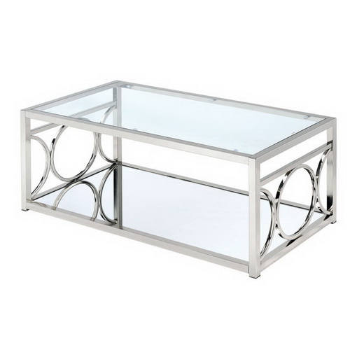 630173 modern mirrored console table