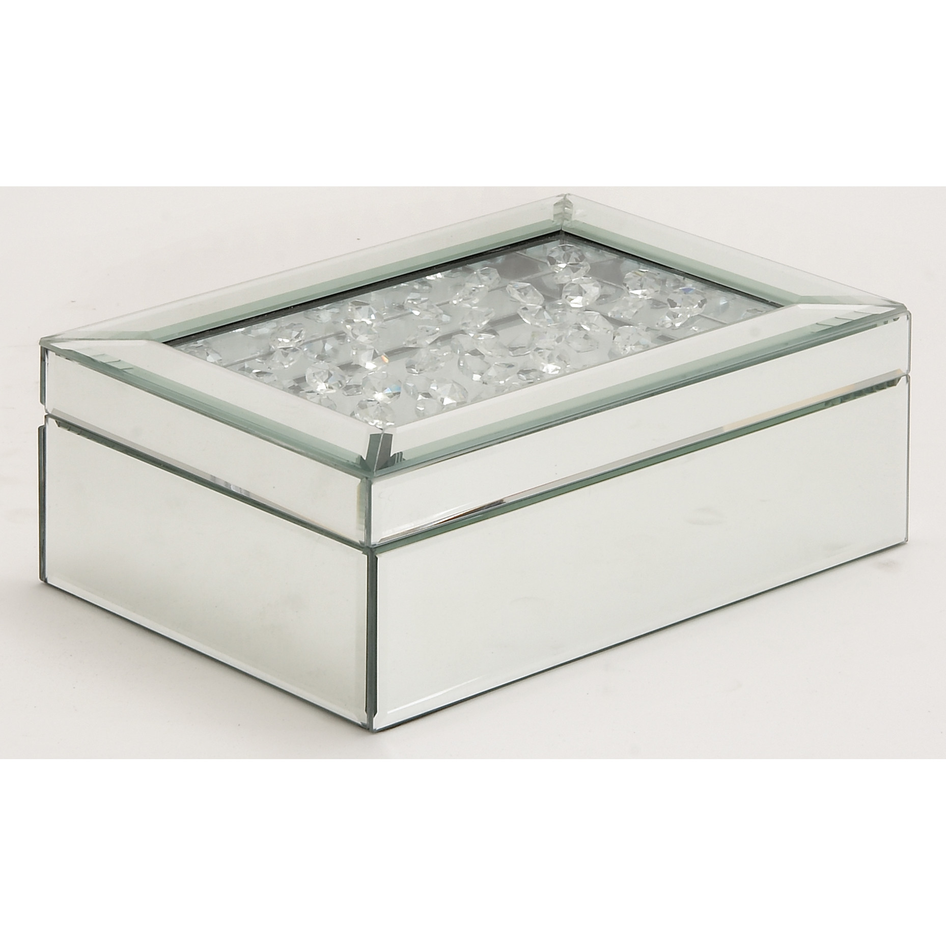 690004 mirrored Jewelry Box