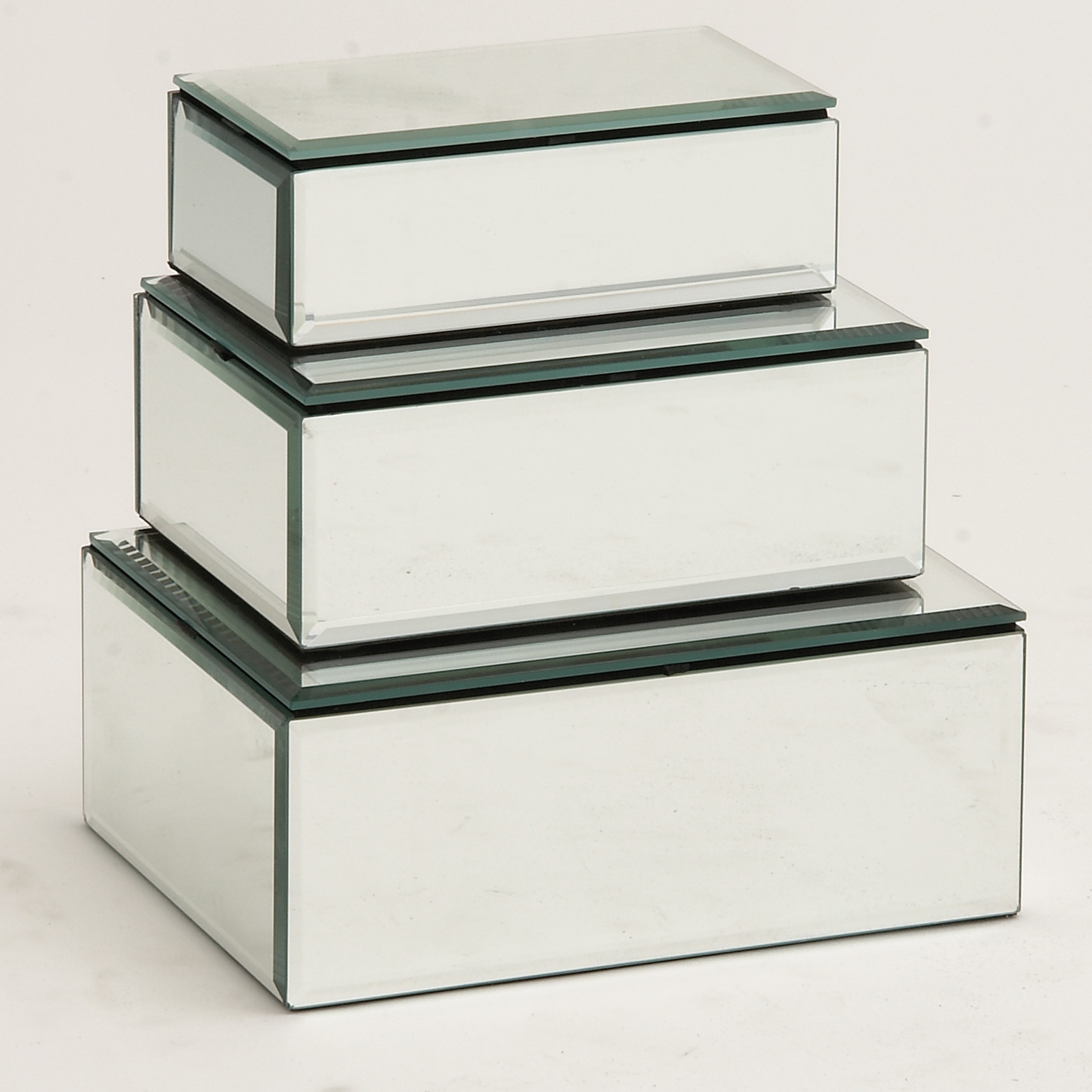 690006 mirrored Jewelry Box